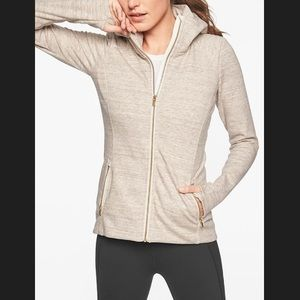 306dc818df4a8 NWT Athleta Luxe Stronger Hoodie XS